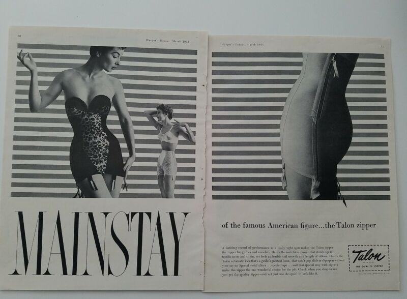 1953 Talon zipper women
