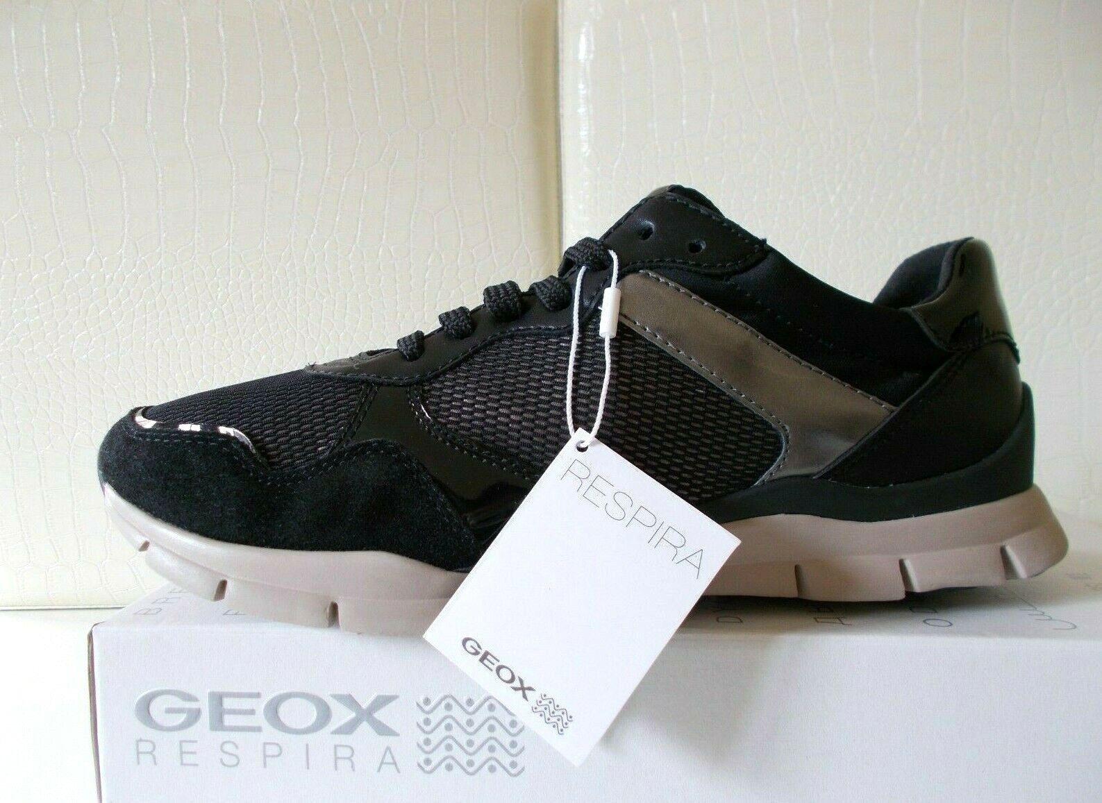Sneakers donna Geox D Sukie B, Scarpe da Ginnastica EURO 99,90 20%79,92 | eBay