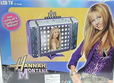 LCD Fernseher 15 Zoll  38,1 cm Disney Hannah Montana TV Hm1500lt Mädchen
