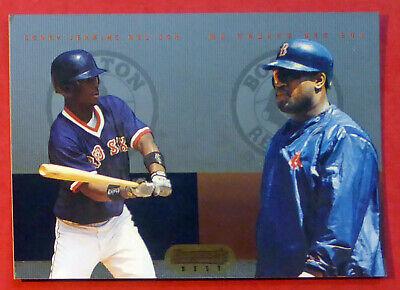 1995 Bowman's Best Mo Vaughn & Corey Jenkins Mirror Image #8 (Red