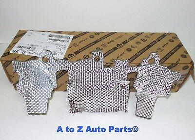 NEW 2002-2006 Jeep Wrangler TJ 4.0L EXHAUST MANIFOLD HEAT SHIELD, OEM (Exhaust Manifold Heat Shield)
