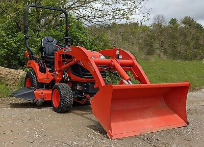 Kubota Bx2370 W La243 Loader - Only 299 Hours - 60 Mower Deck - Athens Ohio