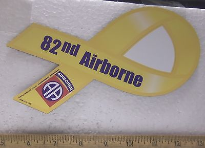 US Army - 82nd Airborne Magnetic Ribbon