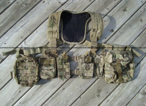 Tactical Tailor 2-piece MAV Chest Rig Multicam