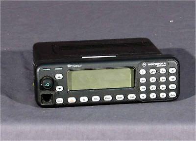 Motorola Mcs 2000 Iii M01ugn6pw6bn 800mhz 15-watt 2-way Dash Radio