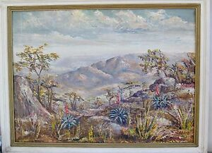 South African Oil Painting Ashfield Ashfield Area Preview
