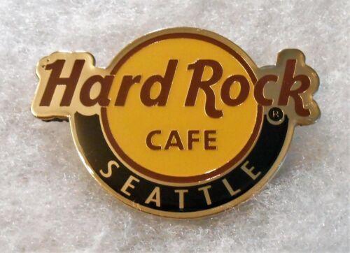 HARD ROCK CAFE SEATTLE CLASSIC LOGO MAGNET