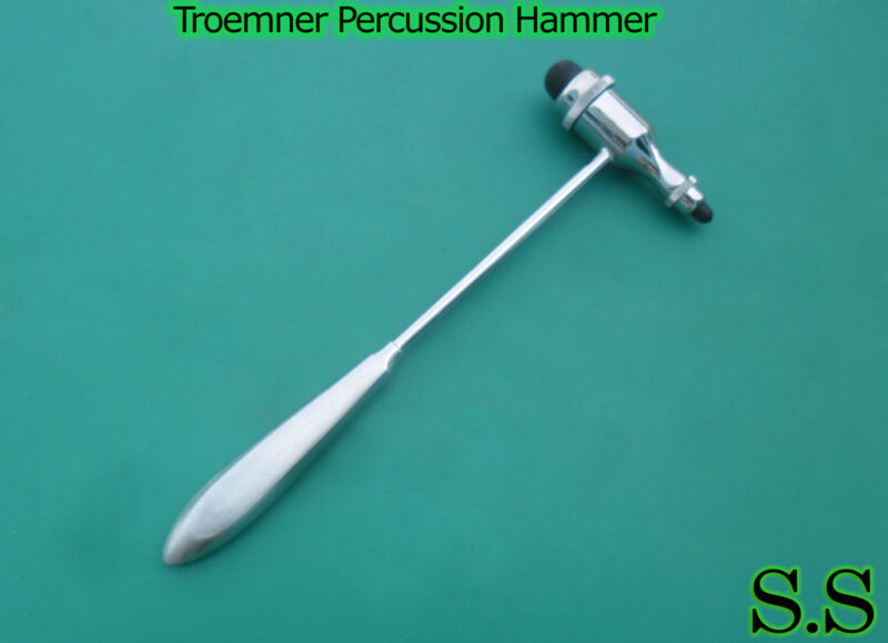 5 Pcs Troemner Percussion Hammer (Reflex Hammer)