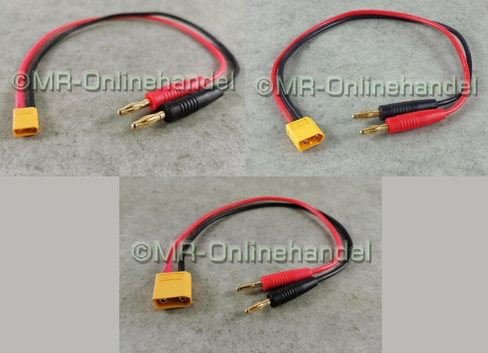 3x JST Stecker auf 2Pin Walkera Molex Lipo Akku Ladekabel Verlängerung Adapter B