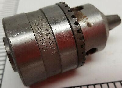 Jacobs Sm4g61 Drill Or Lathe Chuck Range 0.063 - 0.375 X 38-24 Shaft Mount