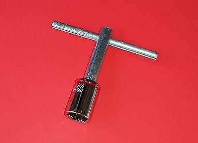 Wrench For Clarke Super 7 7r Floor Sander Sanding Edger T-handle Sand Paper Key