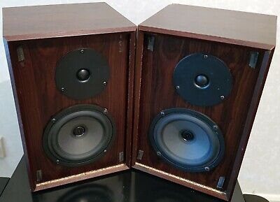 Royd Audio Eden. Royd Eden Bookshelf Speakers. Matched Pair. Made in England.