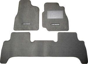 Toyota landcruiser 100 series mats ebay for 100 series land cruiser floor mats