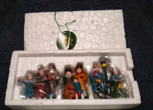 Dept. 56 Dickens Village Christmas Carolers Set of 3 Accessories  #6526-🎅NIB