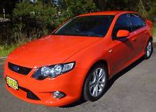 2010 Ford Falcon XR6 Auto Rego Jan 17 Immaculate North Rocks The Hills District Preview