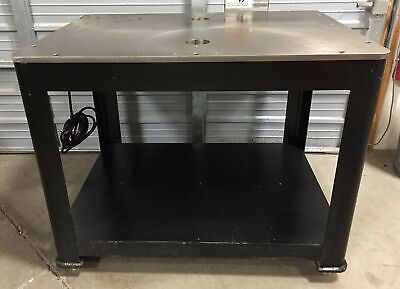 48 X 36 Industrial Automation Robot Cnc Machine Base Steel Work Welding Table