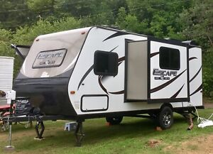 2017 KZ Escape 191BH Travel Trailer