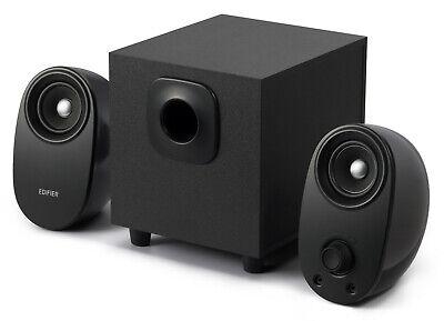 Edifier M1390BT Bluetooth Multimedia 2.1 Speaker System - Black