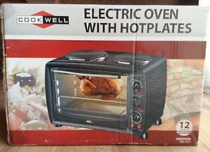 Portable oven with hotplates Kingswood Penrith Area Preview
