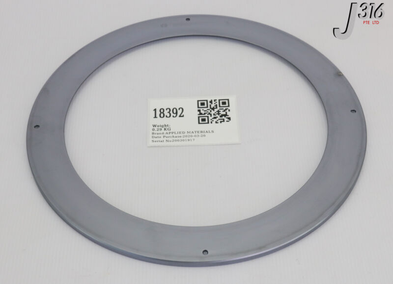 18392 Applied Materials Top Ring Silicon, 200m Oxide 0200-36697