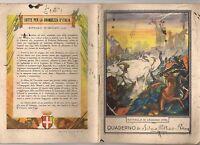Quaderno Scolastico Battaglia Di Legnano (1176) -  - ebay.it