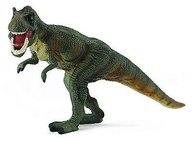 Tyrannosaurus Rex grün 18 cm Dinosaurier Collecta 88118