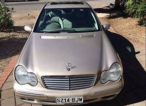 2001 Mercedes C200 Kompressor, Low Kms(140k) Fully serviced Marion Marion Area Preview