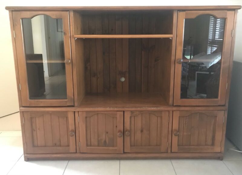 Tv unit/wall unit | Cabinets | Gumtree Australia Brisbane North West ...