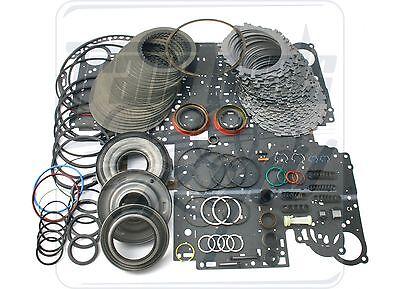 4L60E Transmission Power Pack Master Rebuild kit 1997-03 GM