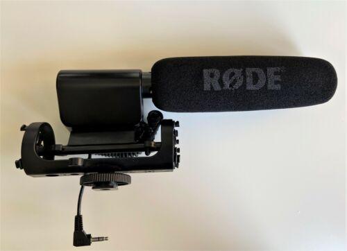 Rode N3594 VideoMic Shotgun Boom Camera Mount Microphone