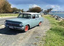 1964 Holden EH Wagon Broadbeach Waters Gold Coast City Preview