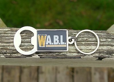 (Washington Beer Lovers Bottle Opener WA.B.L. Keychain Keyring)