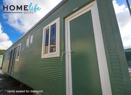 4 bedrooms & 4 bathrooms Relocatable Building. As new 2013 model