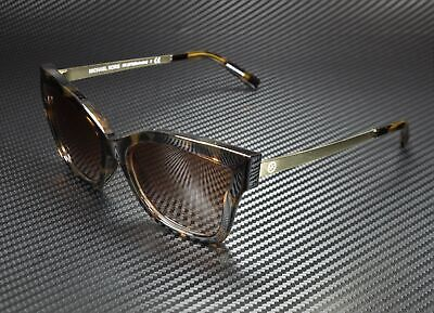 MICHAEL KORS MK2072 333313 Barbados Dark Tortoise Brown 56 mm Women's Sunglasses