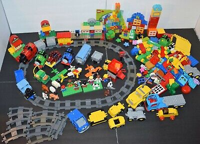 Lego Duplo Thomas The Train Disney Planes and more over 310 Pieces