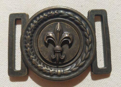 Scout belt buckle / boucle / fibbia / hebilla from Poland