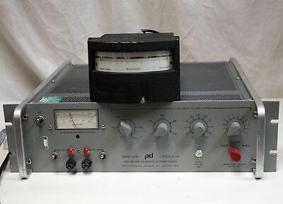 Sensitive Research Esdew Electrostatic Voltmeter 1kv 1000v Range Tested