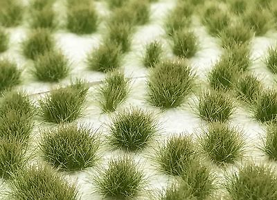 Miniature Model Self Adhesive Static Tufts - Prairie Grass 6mm Natural Pack
