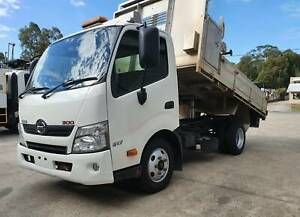 2013 HINO 300 SERIES 617 TIPPER - ONE OWNER Noosaville Noosa Area Preview