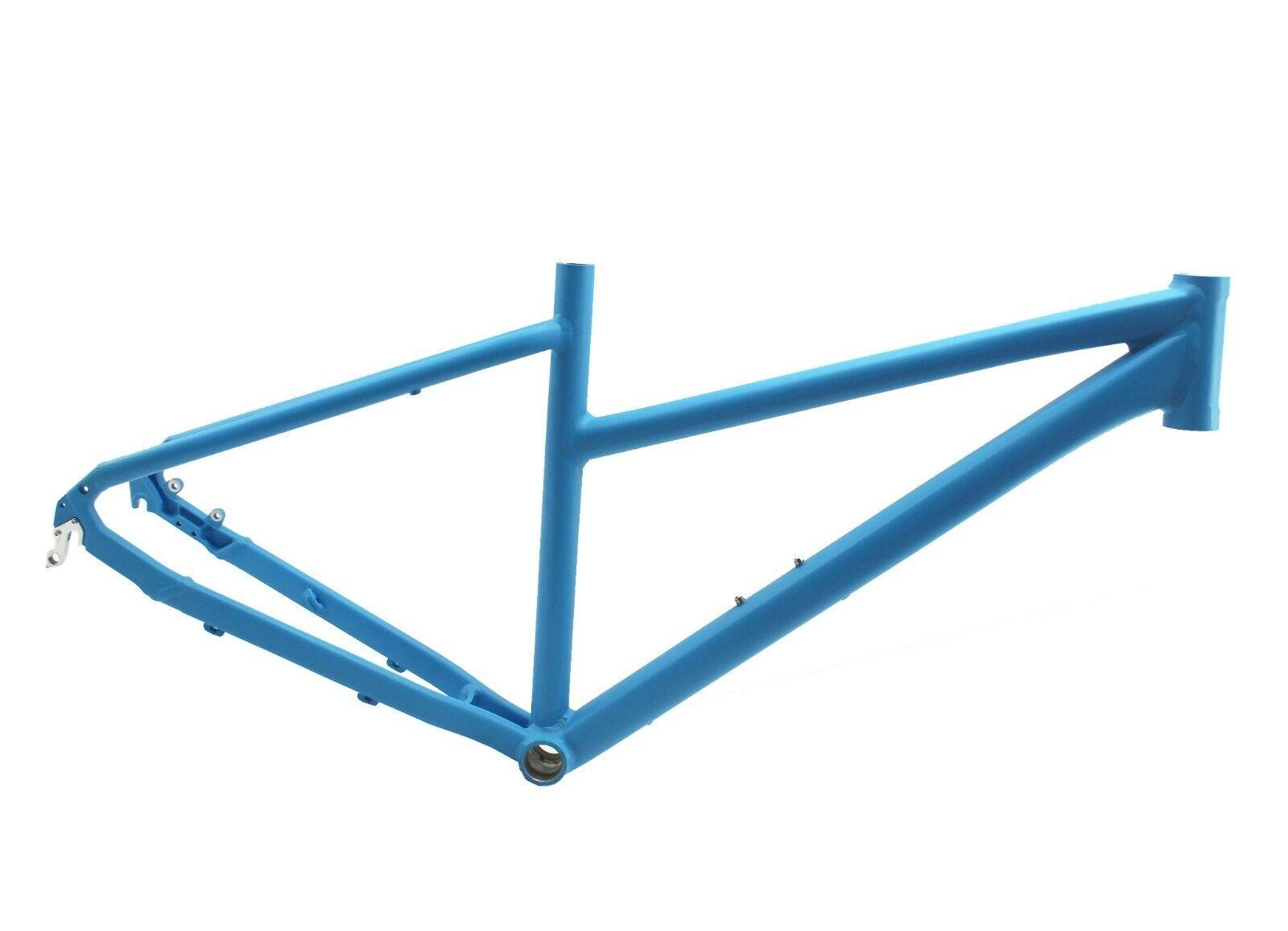 """only Disc ab 2014 blau hydro. Bosch Rahmen D 28/"""" Trapez RH 57 Kettenschalter"""