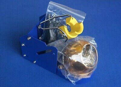 Genuine Hakko Fh200-01 Iron Holder With 599b Tip Cleaner For Fm-2027 Fm-2030