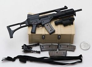 1/6 Soldier Story SDU Assault Leader G36 KV Assault Rifle Set *TOY Figure Size*