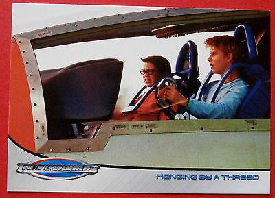 THUNDERBIRDS (The 2004 Movie) - Card#53 - Hanging By A Thread - Cards Inc 2004