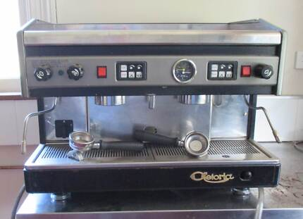 COMMERCIAL COFFEE MACHINE Mathinna Break ODay Area Preview
