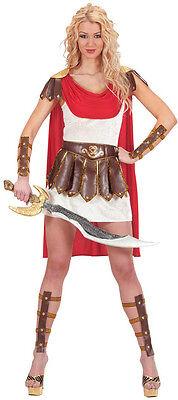Sexy Römische Gladiatorin Kostüm NEU - Damen Karneval Fasching Verkleidung Kostü