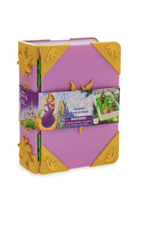 Disney Parks Princess Rapunzel Tangled Storybook Playset NEW