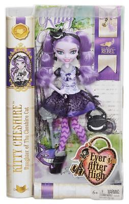 New Ever After High Kitty Cheshire Doll 1st Edition Original Box NEW - Ever After High Kitty Cheshire