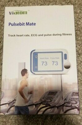 Portable Ecg Monitor Handheld Heart Rate Monitor With Waveform