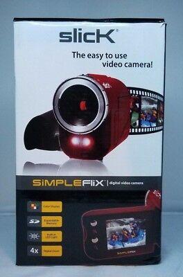 Видеокамеры Slick SimpleFlix Digital Video Camera