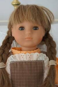 ZAPF COLETTE 'COLLECTORS' DOLL, GORGEOUS LONG REAL HAIR Champion Lakes Armadale Area Preview